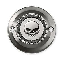 Skull & Chain Timer Cover