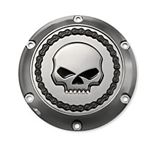 Skull & Chain Derby Cover