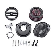 Performance Rail Air Cleaner Kit