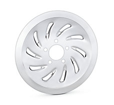 Chrome Typhoon Sprocket Cover