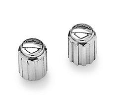 Bar & Shield Valve Stem Caps