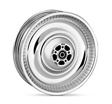 Chrome Disc 17 in. Rear Wheel