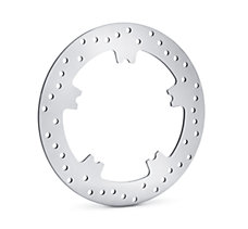 Polished Brake Rotor