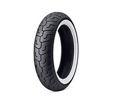 Dunlop 17 in. Rear - D401 160/70...
