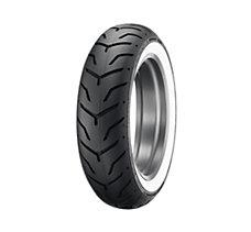 Dunlop 16 in. Rear - D407 180/65...
