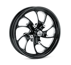 Blade Custom 18 in. Front Wheel