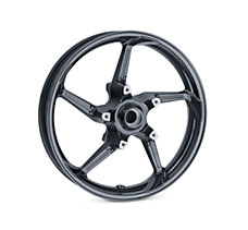 Aggressor 19 in. Front Wheel