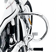 Chrome Front Engine Guard Kit