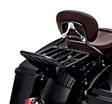 Detachable 2-Up Luggage Rack