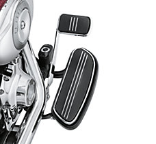 Rider Footboard Pans