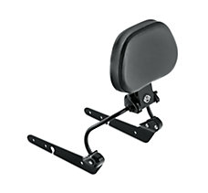 Quick Release Rider Backrest