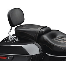 Low-Profile Passenger Pillion