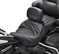 Touring Seat Rain Cover & Rider ...