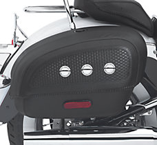 Locking Rigid Saddlebags