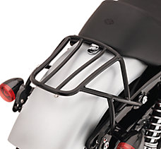 Sportster Detachable Solo Rack