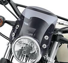 Compact Sport Wind Deflector
