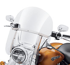 H-D Detachables 20 in. Windshiel...
