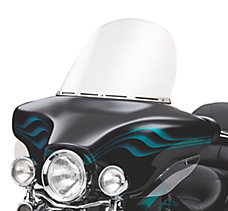 Electra Glide Tall Windshield