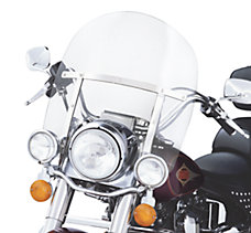H-D Detachables Windshield