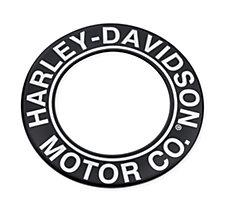 H-D Motor Co. Script Fuel Cap Me...