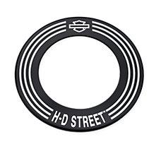 H-D Street Script Fuel Cap Medal...