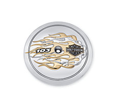 Flames Air Cleaner Trim - 103