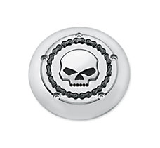 Skull & Chain Air Cleaner Trim