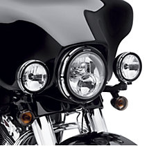 Burst Trim Ring - Auxiliary Lamp...
