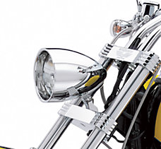 Billet Headlamp Shell