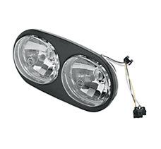 Halogen Headlamp - Clear Smooth ...