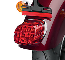 Layback LED Tail Lamp