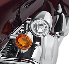 Road Glide LED Fog Lamp Mount Ki...