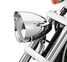 Bullet Headlamp Kit
