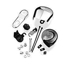 Chrome Horn Kit