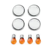 Bullet Turn Signal Lens Kit