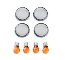 Smoked Turn Signal Lens Kit