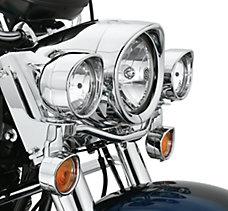 Visor Style Passing Lamp Trim Ri...