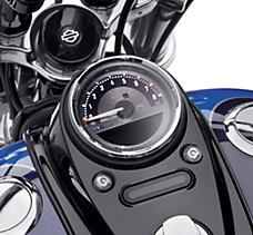 4 in. Combo Digital Speedometer/...