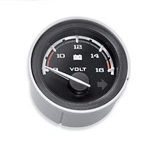 Custom Face Gauges - Voltmeter
