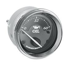 Titanium Oil Pressure Gauge