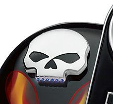 Skull LED Fuel Gauge