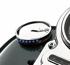 Smooth LED Fuel Gauge