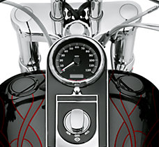 Flush-Mount Fuel Cap & Gauge Kit