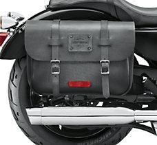 Express Rider Leather Saddlebags