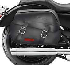 Sportster Leather Saddlebags