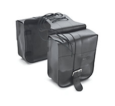 Throw-Over Adjustable Saddlebags