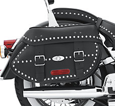 Heritage Softail Style Saddlebag...