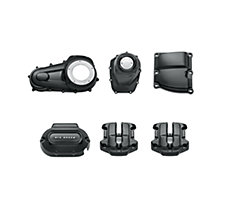 Gloss Black Engine Cover Kit – M...