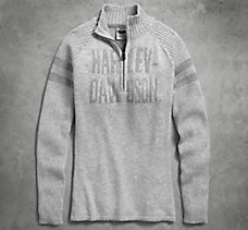 1/4 Zip Ski Sweater