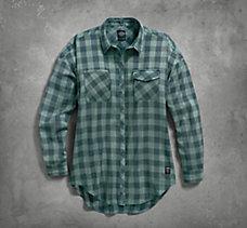 Buffalo Check Plaid Shirt